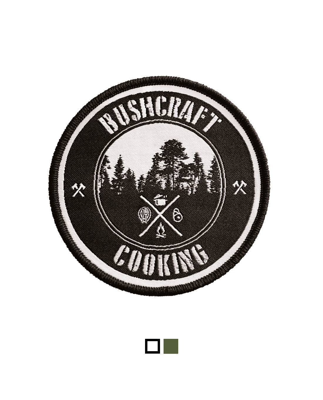 "Patch ""Bushcraft Cooking"""