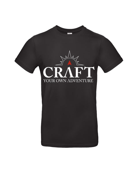 "T-Shirt ""Craft your own adventure"""