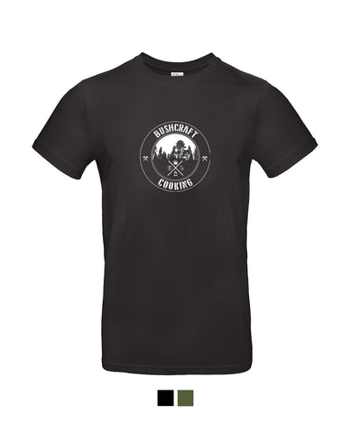 "T-Shirt ""Bushcraft Cooking"""