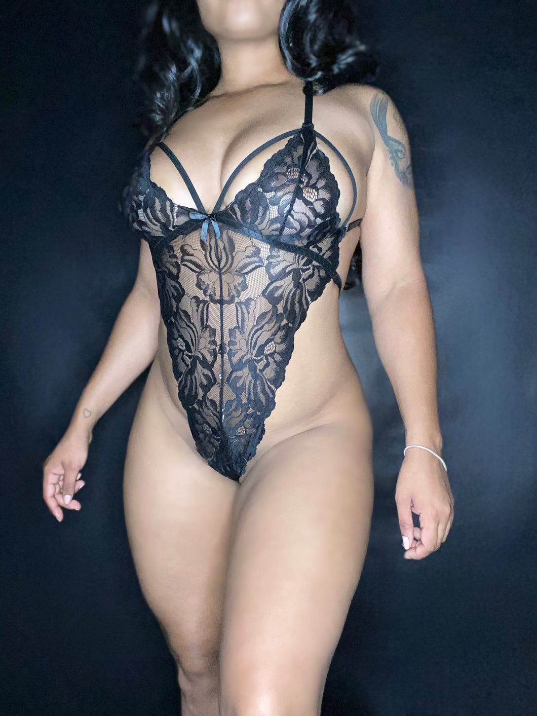 Secret Lover Bodysuit