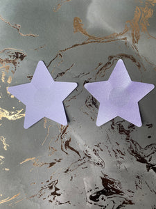 Solid Baby Girl Star Pasties