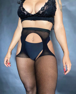 Must Have Thigh High Fishnet Stockings