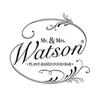 mr and mrs watson logo