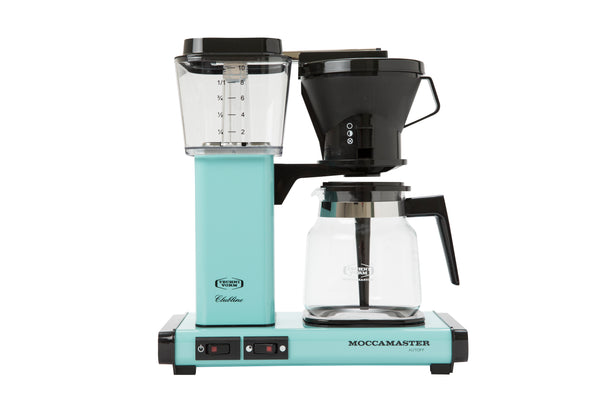 Moccamaster classic 1.25L with glass carafe