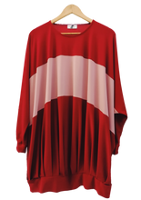Load image into Gallery viewer, Pleated hoodie dress