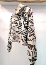 Load image into Gallery viewer, Exclusive grafitti printed hoodie
