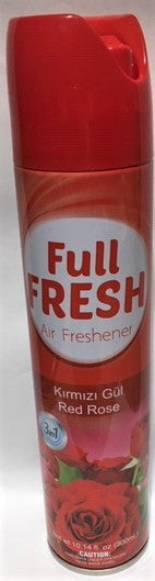 Full Fresh Air Freshener RED ROSE 300g