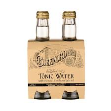 Bickfords TONIC WATER 275ml 4 pack