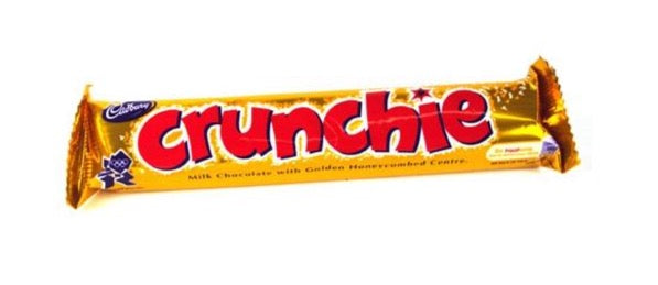 Chocolate CRUNCHIE BAR 50g