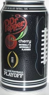 DR PEPPER CHERRY 12 x 355ml USA Cans