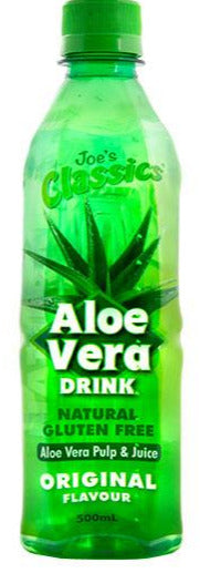 Joes ALOVERA WATER Original 500ML Bottle