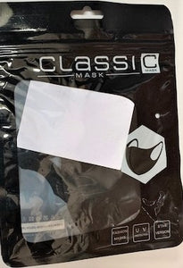 MATERIAL FACE MASK BLACK