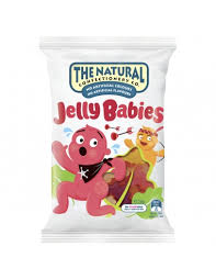 Natural Confectionery 260g JELLY BABIES