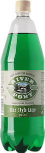 River Port Soft Drink OLD STYLE LIME 1.25L Single Bottle