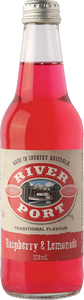 River Port Soft Drink RASPBERRY LEMONADE 12 x 330ml Case