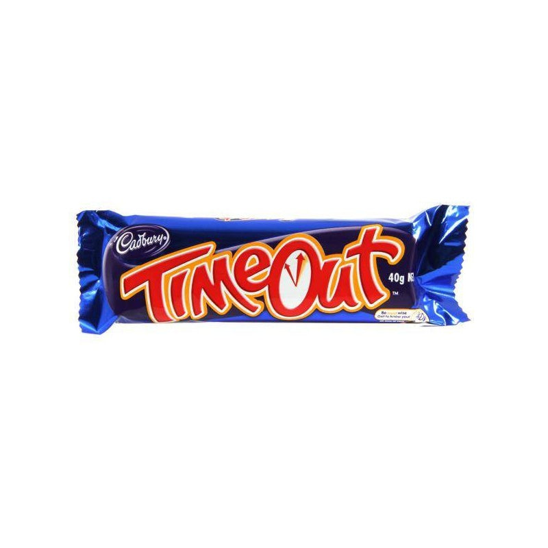 Chocolate TIME OUT BAR 40g