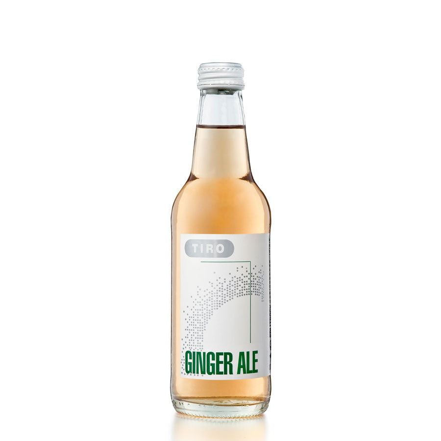 Tiro DRY GINGER ALE 330ml Glass Bottle