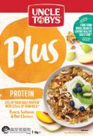 Uncle Tobys PLUS PROTEIN 705g Breakfast Cereal