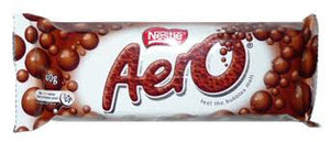 Nestle AERO CHOCOLATE Bar 40g