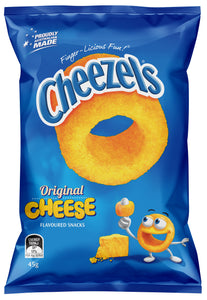 CHEEZELS CHEESE Chips 45g