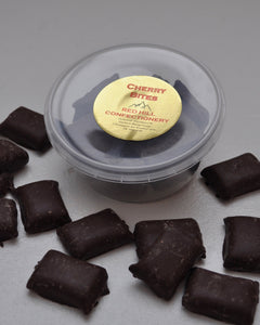 Red Hill Confectionery - Chocolate Cherry Bites 200g Tub