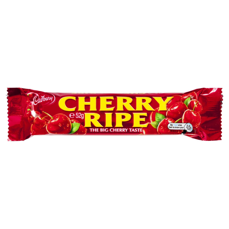 Chocolate CHERRY RIPE BAR 52g
