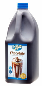 Edlyn Milkshake Topping CHOCOLATE 3L