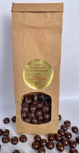 Red Hill Confectionery - Dark Chocolate Coated Coffee Beans 250g Bag