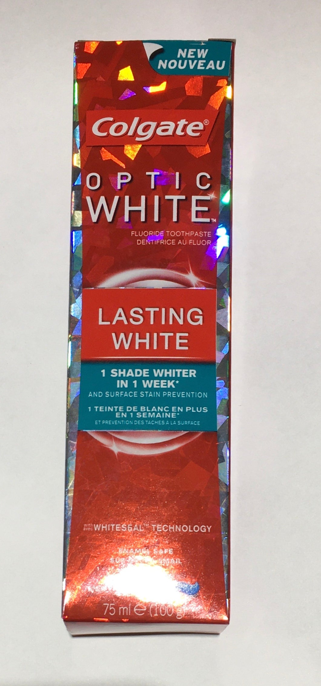 Colgate OPTIC WHITE TOOTHPASTE 100g