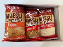Load image into Gallery viewer, Go Natural BAKED MUESLI BARS - MIXED BOX 12 x 90g