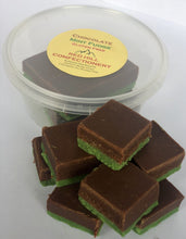 Load image into Gallery viewer, Red Hill Confectionery - Chocolate Mint Fudge 160g Tub