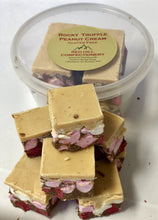 Load image into Gallery viewer, Red Hill Confectionery - Rocky Road Peanut Cream 160g Tub