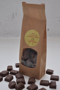 Red Hill Confectionery - Chocolate Caramel Mates 300g Bag