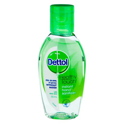 DETTOL HAND SANITISER 50ML