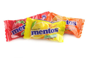 MENTOS FRUIT 200 piece Individually Wrapped