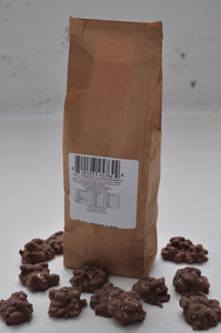 Red Hill Confectionery - Chocolate Peanut Cluster 400g Bag