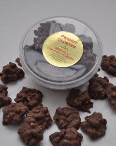 Red Hill Confectionery - Chocolate Peanut Cluster 200g Tub