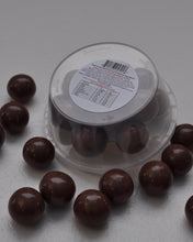 Load image into Gallery viewer, Red Hill Confectionery - Milk Chocolate Coated Raspberries 200g Tub
