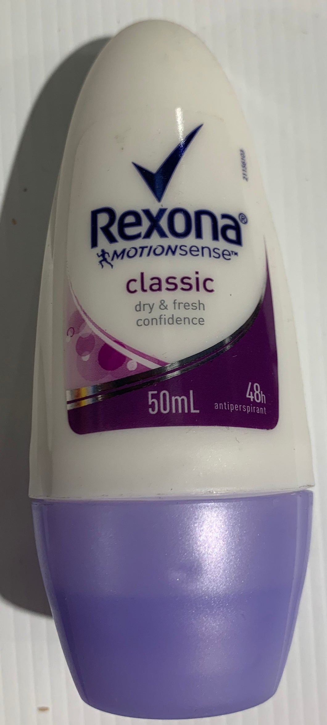 Rexona CLASSIC Roll On Deodorant 48h Antiperspirant 50ml