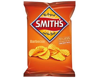 Smiths BBQ Crinkle Cut Chips 175g