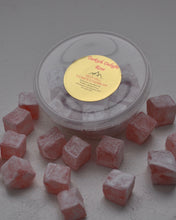 Load image into Gallery viewer, Red Hill Confectionery - Rose Turkish Delight 200g Tub