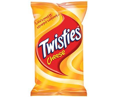 TWISTIES CHEESE Chips 45g