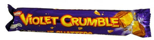 VIOLET CRUMBLE BAR 50g