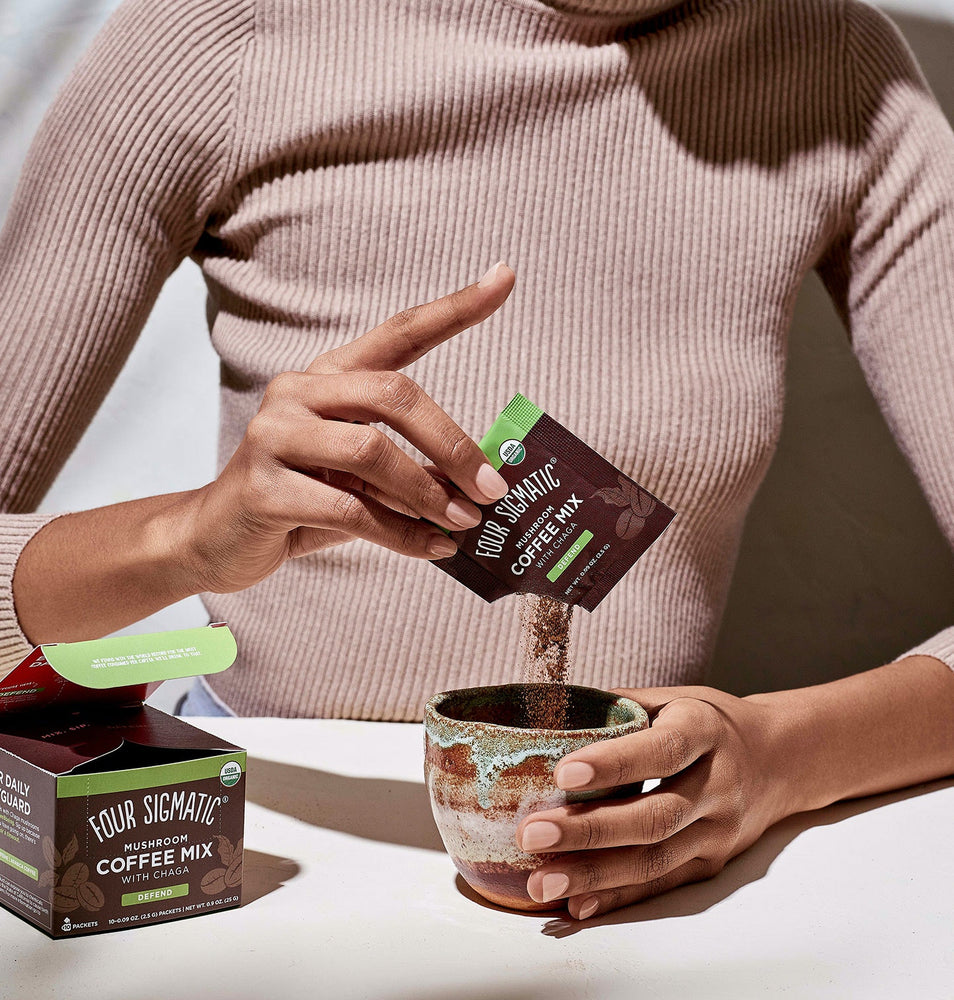 Load image into Gallery viewer, Four Sigmatic- Mushroom Coffee Mix