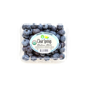 Load image into Gallery viewer, Organic Blueberries - 170g
