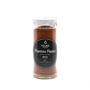 Organic Cayenne Pepper Powder - 125g