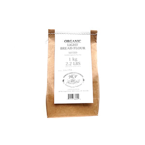 Hoffnung Organic Light Bread Flour - 1kg
