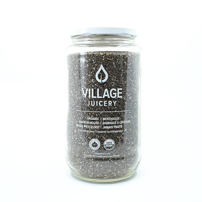 Load image into Gallery viewer, Organic Chia Seeds - 1L