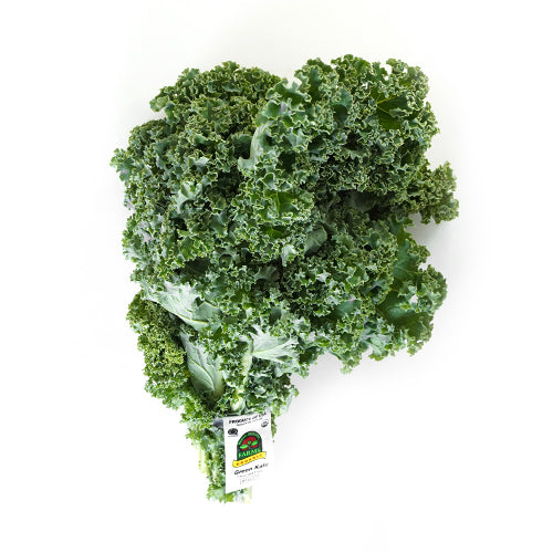 Organic Green Kale - bunch