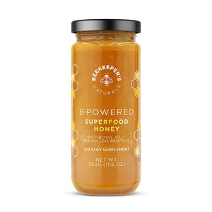 Beekeeper's Naturals B.Powered Superfood Honey